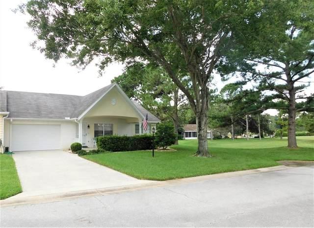 9020 SW 93RD Lane F, Ocala, FL 34481 (MLS #OM624794) :: Delgado Home Team at Keller Williams