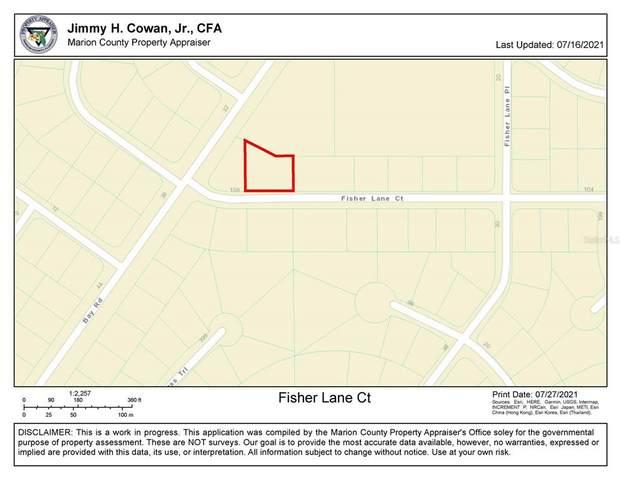 0 Fisher Lane Court, Ocklawaha, FL 32179 (MLS #OM624801) :: Realty Executives
