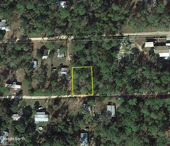 NE 204TH Street, Fort Mc Coy, FL 32134 (MLS #OM624806) :: The Hesse Team
