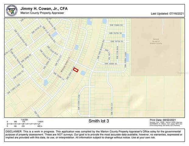 0 SW 20 COURT Road, Ocala, FL 34473 (MLS #OM624808) :: Global Properties Realty & Investments