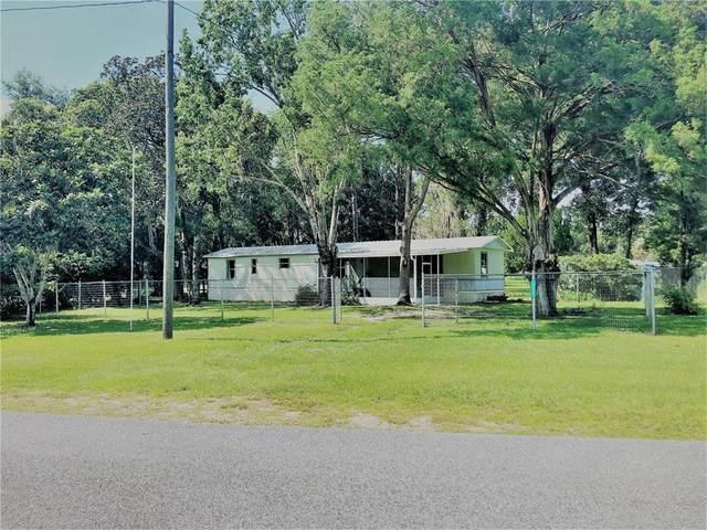 3955 E David Street, Inverness, FL 34453 (MLS #OM624810) :: Cartwright Realty