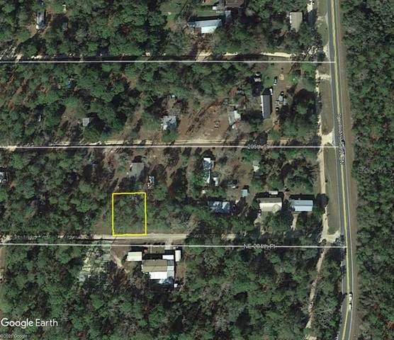 NE 204TH Place, Fort Mc Coy, FL 32134 (MLS #OM624817) :: The Hesse Team