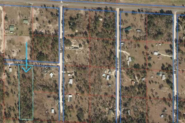 00000 SE 61 Place, Morriston, FL 32668 (MLS #OM624836) :: Premium Properties Real Estate Services