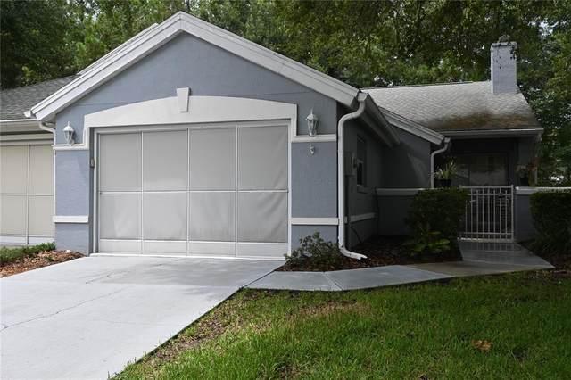 8072 SW 115TH Loop, Ocala, FL 34481 (MLS #OM624852) :: Griffin Group