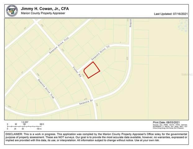 0 Fisher Road, Ocklawaha, FL 32179 (MLS #OM624868) :: Gate Arty & the Group - Keller Williams Realty Smart