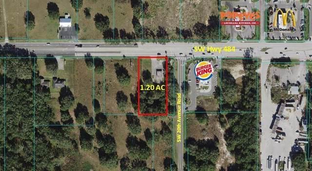 2260 SW Highway 484, Ocala, FL 34473 (MLS #OM624889) :: The Duncan Duo Team