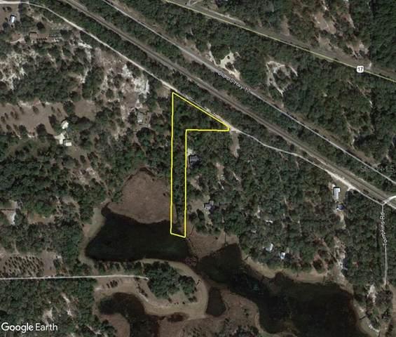 Thompkins Road, Pomona Park, FL 32181 (MLS #OM624903) :: Vacasa Real Estate