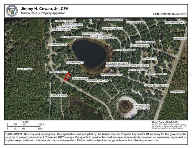 TBD Fisher Way Lane, Ocklawaha, FL 32179 (MLS #OM624909) :: Sarasota Gulf Coast Realtors