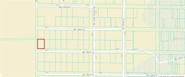 NE 152ND Land, Fort Mc Coy, FL 32134 (MLS #OM624926) :: Gate Arty & the Group - Keller Williams Realty Smart