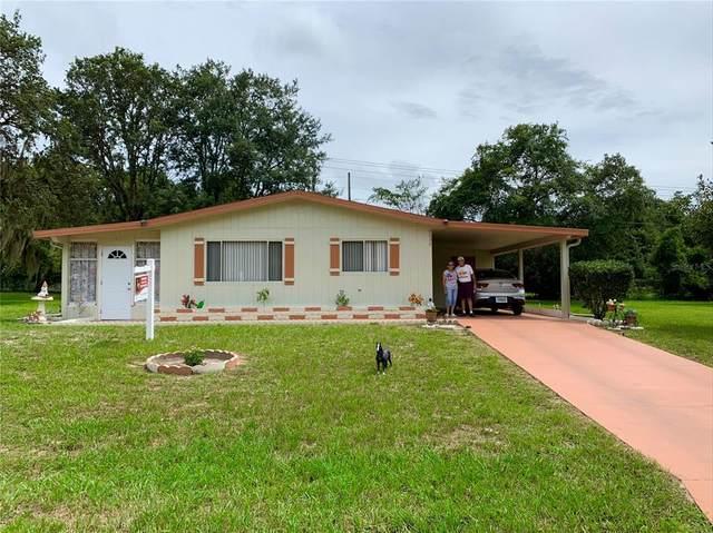 9030 SW 104TH Lane, Ocala, FL 34481 (MLS #OM624930) :: McConnell and Associates