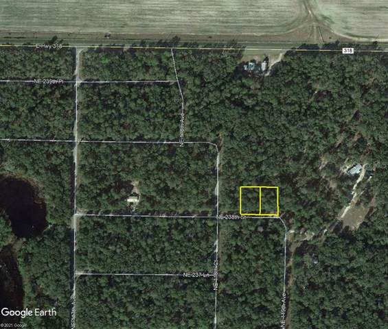 NE 238TH Street, Fort Mc Coy, FL 32134 (MLS #OM624959) :: Gate Arty & the Group - Keller Williams Realty Smart