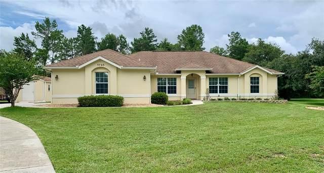 9785 SW 40TH Terrace, Ocala, FL 34476 (MLS #OM624991) :: Realty Executives