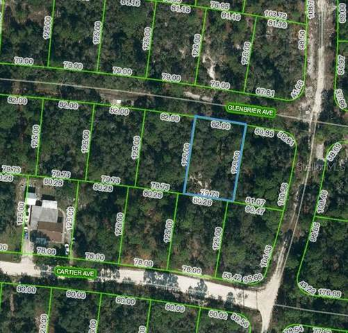 341 Glenbrier Avenue, Lake Placid, FL 33852 (MLS #OM625015) :: Everlane Realty