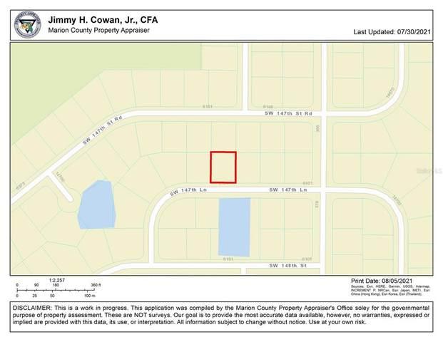 0 Sw 147Th Ln, Ocala, FL 34473 (MLS #OM625018) :: Everlane Realty