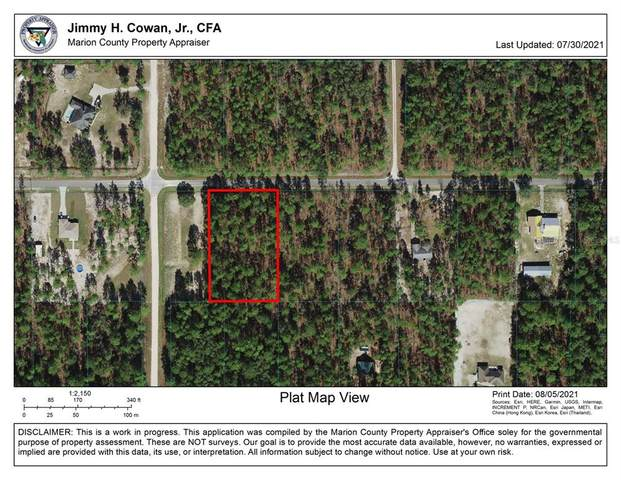 0 SW 62ND Place, Ocala, FL 34481 (MLS #OM625035) :: Premium Properties Real Estate Services