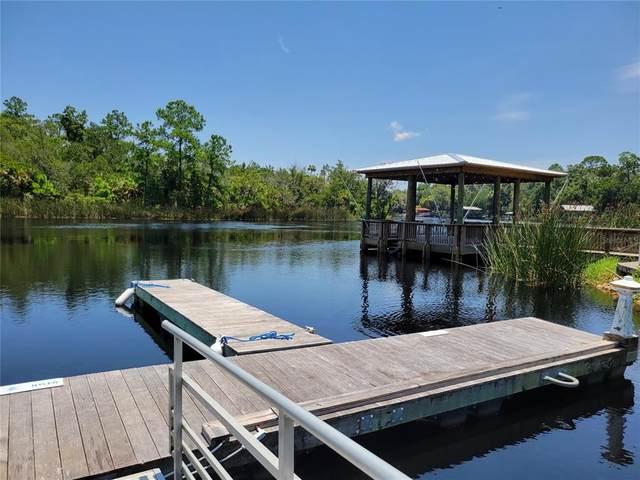 130 NE Ryland Circle, Steinhatchee, FL 32359 (MLS #OM625273) :: Delgado Home Team at Keller Williams