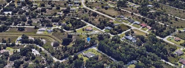 Tennessee Terrace, North Port, FL 34291 (MLS #OM625384) :: Delgado Home Team at Keller Williams