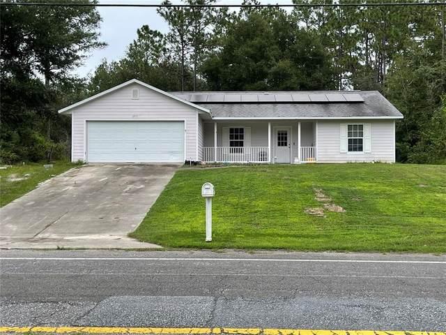 6971 N Deltona Boulevard, Citrus Springs, FL 34434 (MLS #OM625603) :: Globalwide Realty