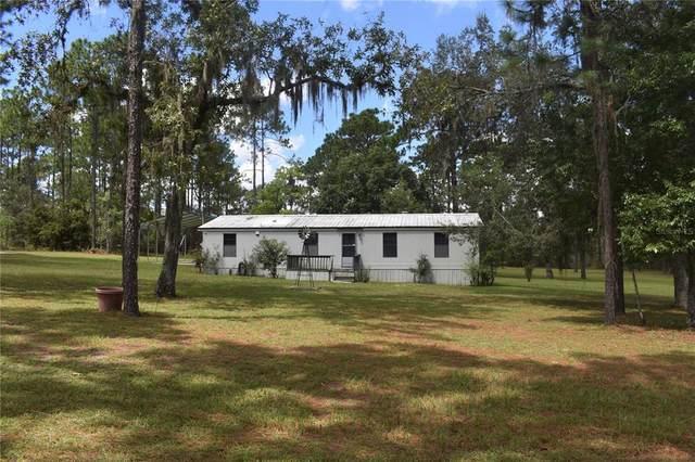2250 SW 166TH COURT Road, Ocala, FL 34481 (MLS #OM625799) :: Premium Properties Real Estate Services