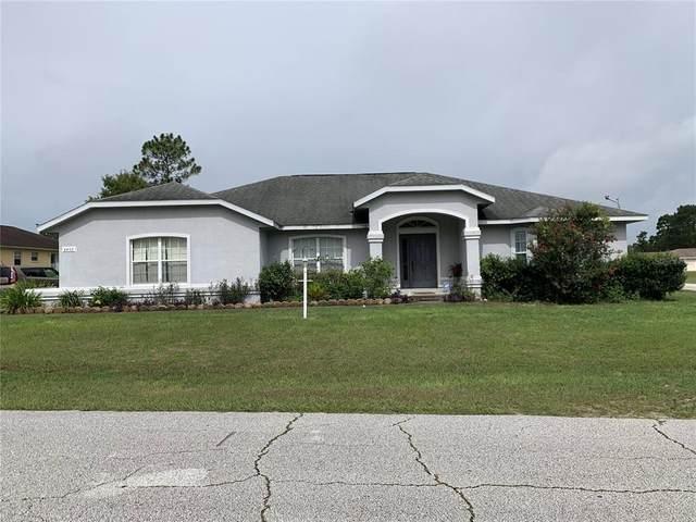 8459 SW 136TH Loop, Ocala, FL 34473 (MLS #OM625810) :: RE/MAX Elite Realty