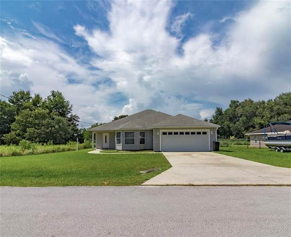 128 Dogwood Drive Circle, Ocala, FL 34472 (MLS #OM625814) :: Realty Executives