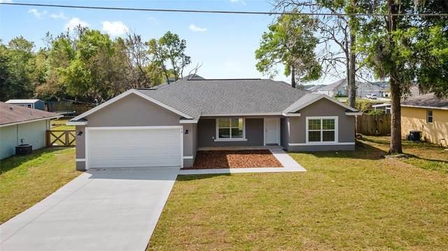 3 Pine Pass Court, Ocala, FL 34472 (MLS #OM625973) :: Team Bohannon