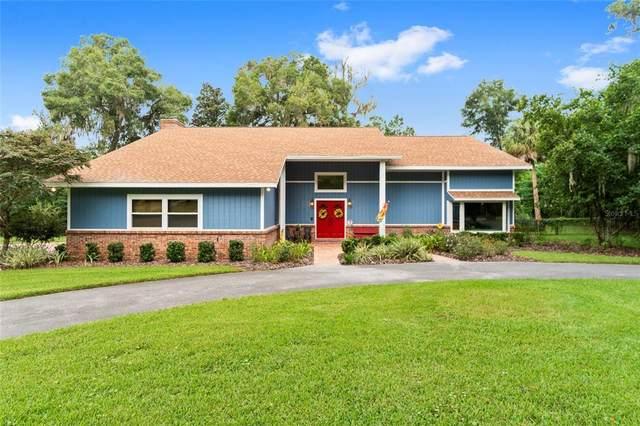 4090 SE 25TH Terrace, Ocala, FL 34480 (MLS #OM626079) :: Southern Associates Realty LLC