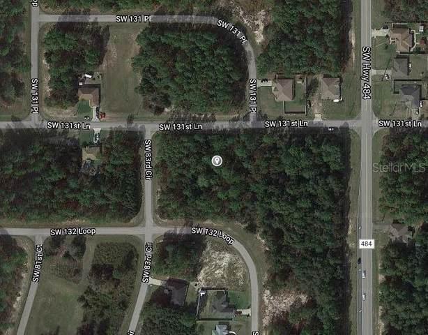 SW 131 Lane, Ocala, FL 34473 (MLS #OM626084) :: Delgado Home Team at Keller Williams