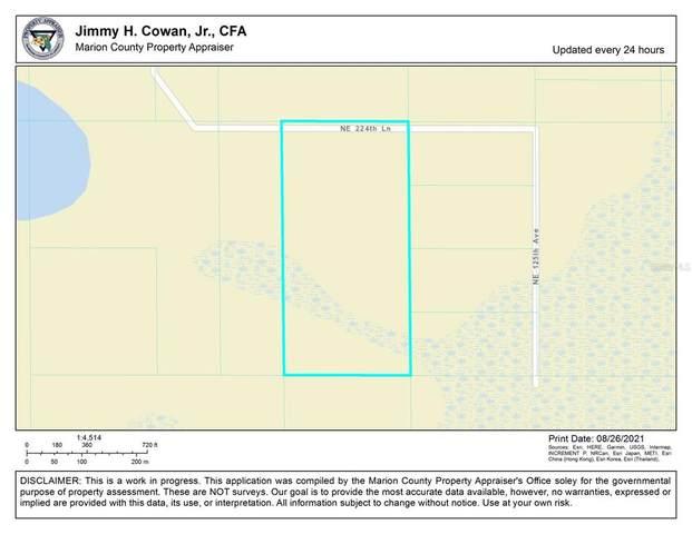TBD NE 224TH Lane, Fort Mc Coy, FL 32134 (MLS #OM626118) :: Everlane Realty