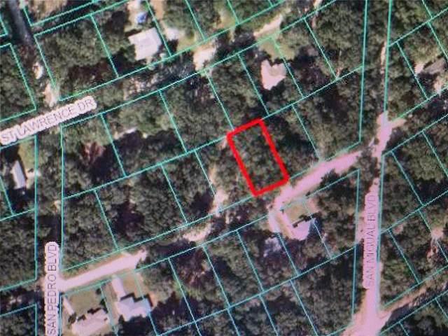 TBD St Benedict  Drive Lot 112 Drive, Dunnellon, FL 34432 (MLS #OM626253) :: Premium Properties Real Estate Services