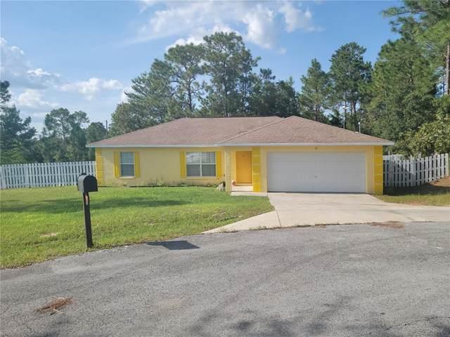 21 Hemlock Place, Ocala, FL 34472 (MLS #OM626305) :: Your Florida House Team