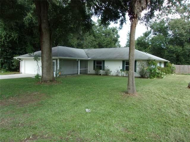 29 Hemlock Terrace Drive, Ocala, FL 34472 (MLS #OM626310) :: GO Realty