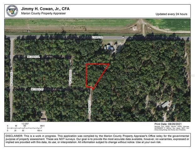 TBD NE 239 Street, Fort Mc Coy, FL 32134 (MLS #OM626358) :: Gate Arty & the Group - Keller Williams Realty Smart