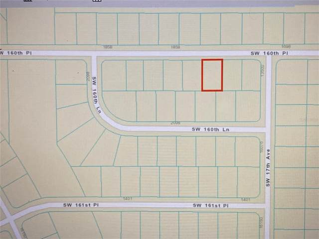 0 SW 160TH Place, Ocala, FL 34473 (MLS #OM626366) :: Carmena and Associates Realty Group