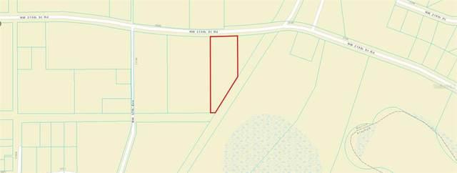 5550 NW 219TH STREET Road, Micanopy, FL 32667 (MLS #OM626487) :: The Heidi Schrock Team