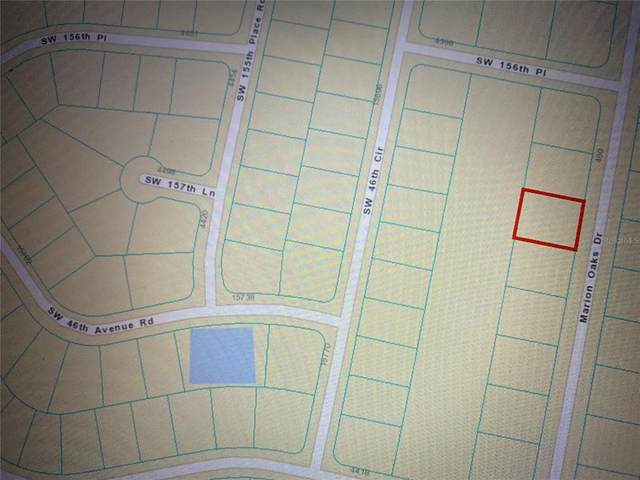 Marion Oaks Drive, Ocala, FL 34473 (MLS #OM626506) :: Carmena and Associates Realty Group