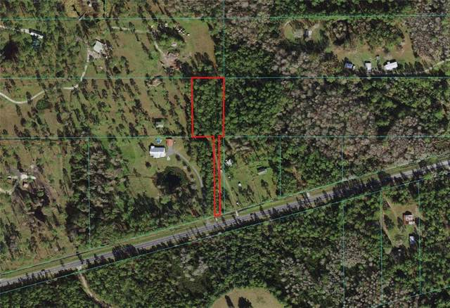 TBD E Hwy 316, Fort Mc Coy, FL 32134 (MLS #OM626534) :: Everlane Realty