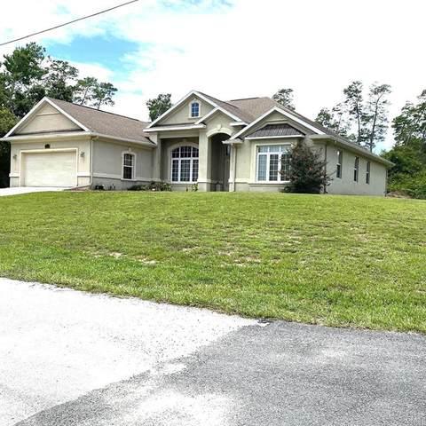 15582 SW 23RD AVENUE Road, Ocala, FL 34473 (MLS #OM626613) :: GO Realty