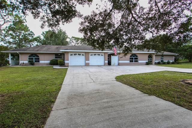 1026 E Rockefeller Lane, Hernando, FL 34442 (MLS #OM626692) :: Gate Arty & the Group - Keller Williams Realty Smart