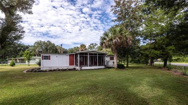 17218 NE 37TH Avenue, Citra, FL 32113 (MLS #OM626762) :: Cartwright Realty