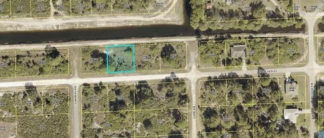 1404 W 18TH Street, Lehigh Acres, FL 33972 (MLS #OM626797) :: RE/MAX Elite Realty