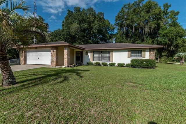 11160 SW 136TH COURT Road, Dunnellon, FL 34432 (MLS #OM626850) :: Sarasota Gulf Coast Realtors