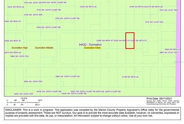 TBD SW 98 Street, Dunnellon, FL 34432 (MLS #OM626980) :: Globalwide Realty