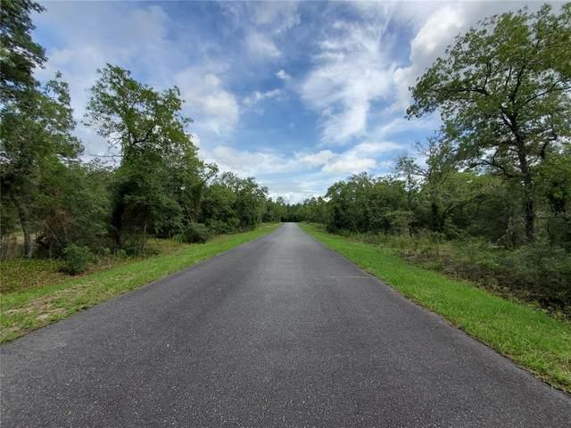 Lot 4 SW Paradise Heights Road, Dunnellon, FL 34431 (MLS #OM626994) :: Sarasota Gulf Coast Realtors