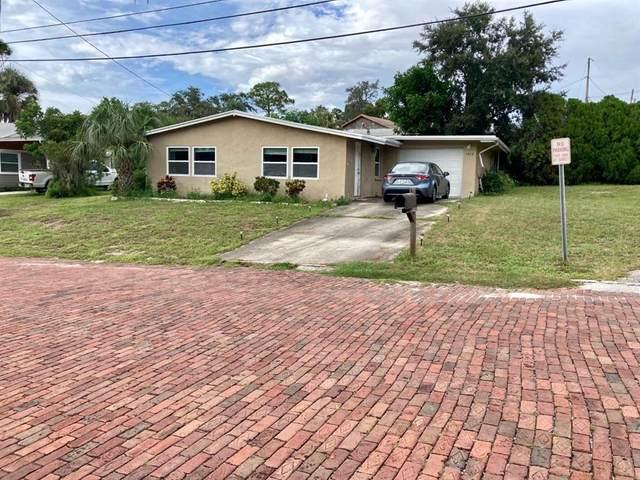 1428 Lake Tarpon Avenue, Tarpon Springs, FL 34689 (MLS #OM627005) :: Everlane Realty
