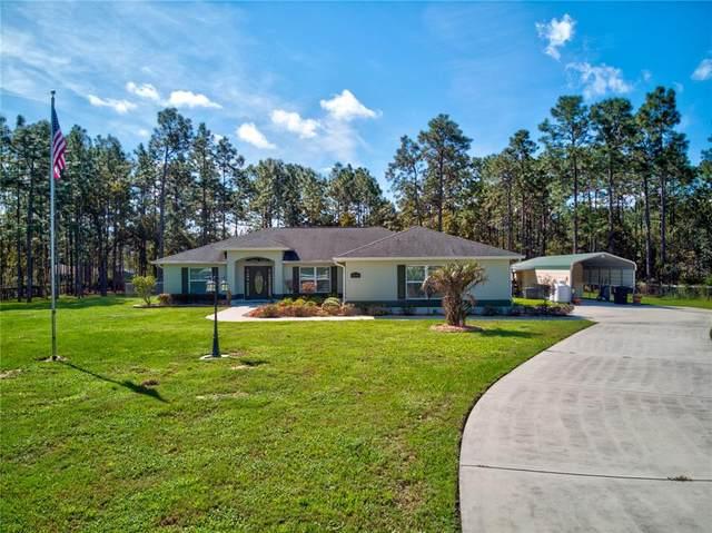 11798 SW 43RD STREET Road, Ocala, FL 34481 (MLS #OM627015) :: The Posada Group at Keller Williams Elite Partners III