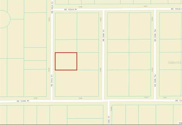 SE 33RD Court, Belleview, FL 34420 (MLS #OM627027) :: Vacasa Real Estate
