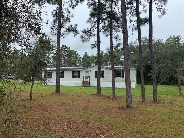 370 NE 131ST Terrace, Williston, FL 32696 (MLS #OM627051) :: Team Bohannon