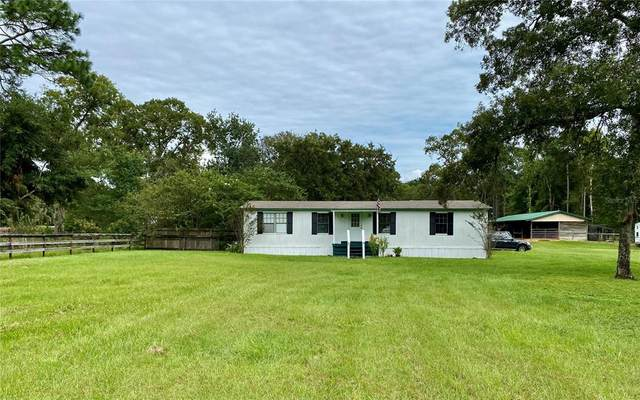 301 NW 117TH Court, Ocala, FL 34482 (MLS #OM627070) :: Baird Realty Group