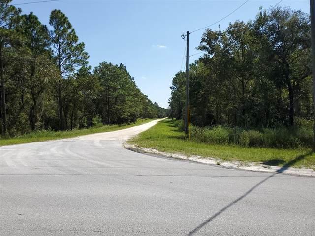 lot 12 SW 129 TER Road #1, Dunnellon, FL 34432 (MLS #OM627076) :: Premium Properties Real Estate Services